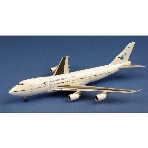 Garuda Boeing 747- 267B TF- ATC