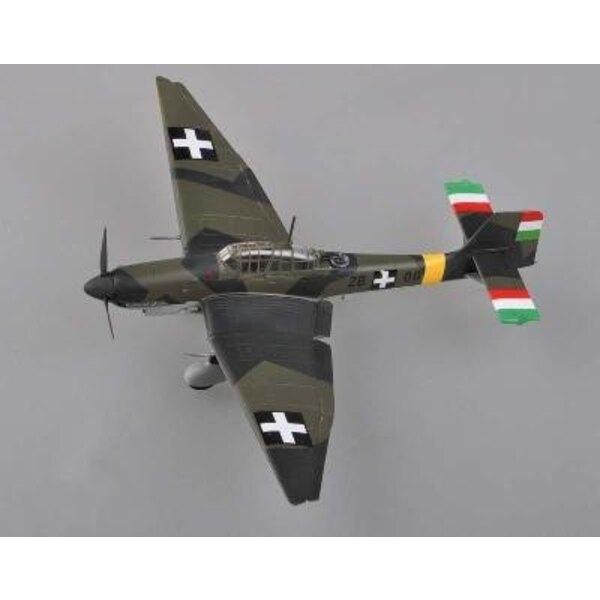 Junkers - 5102 JU87D . / 1 1943 Hungarian Air Force