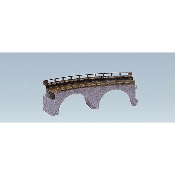 Curva viaducto superior