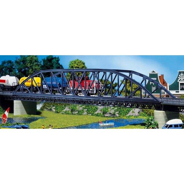 Metal arch bridge ho
