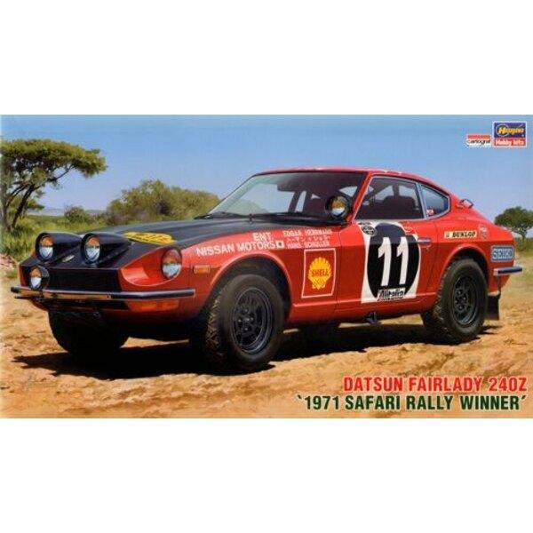 Datsun Fairlady 240Z '1971 Safari Rally winner'
