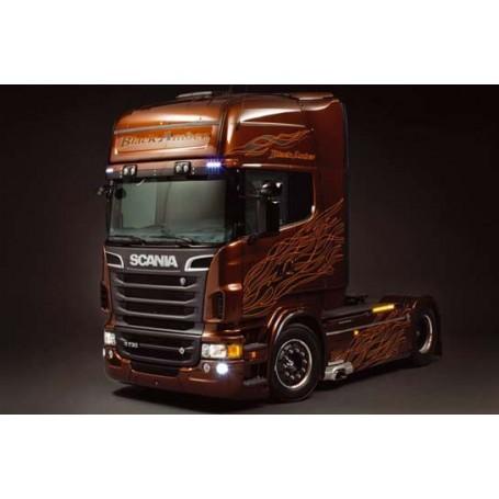 """Scania """"Black Amber"""""""