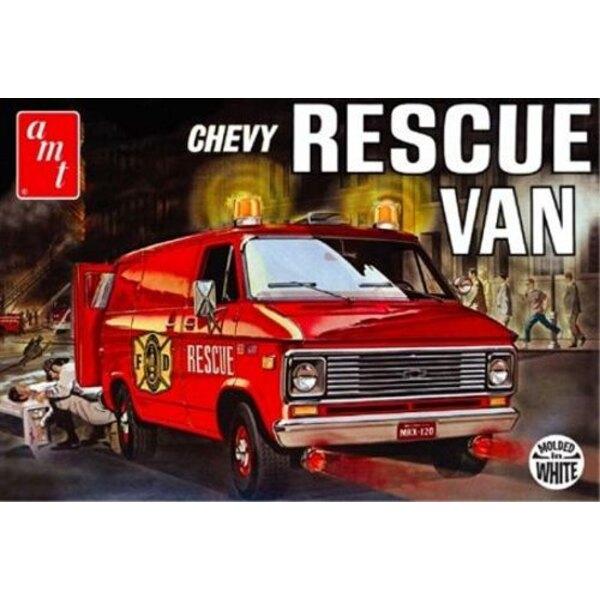 Chevy Rescue Van 1975