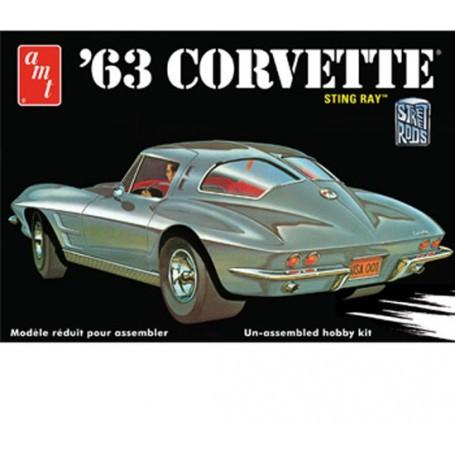 Corvette Chevy 1963