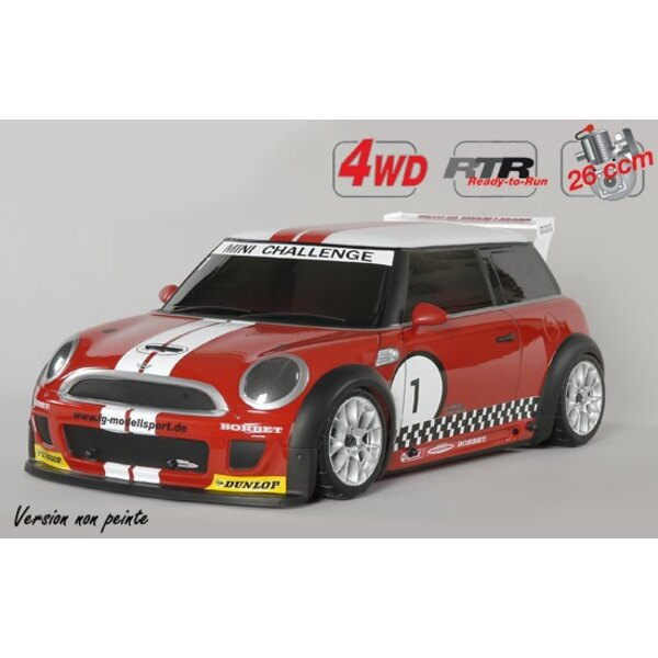 Mini Cooper Sport 4WD RTR