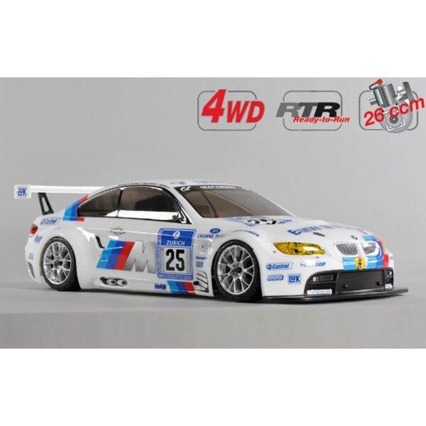 BMW M3 ALMS 4wd RTR