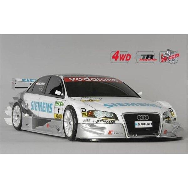 Siemens Audi A4 DTM 4wd
