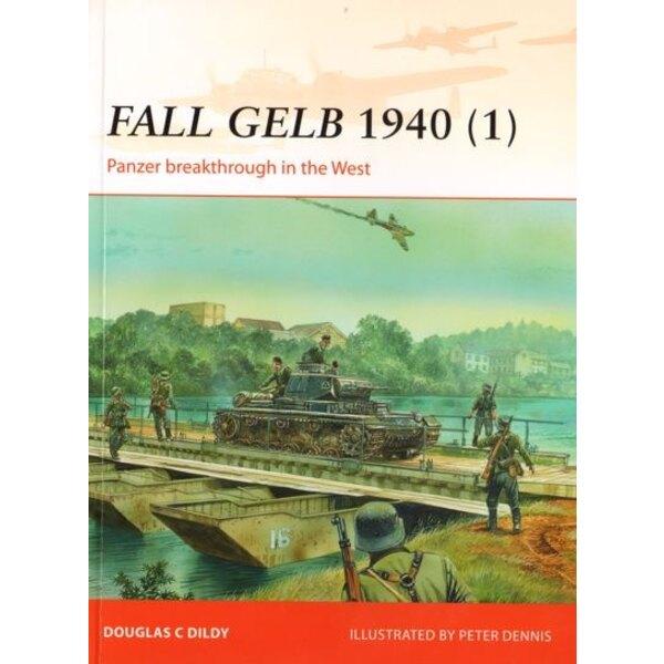 Automne Gelb 1940 ( 1 ) Panzer percée dans l'ouest