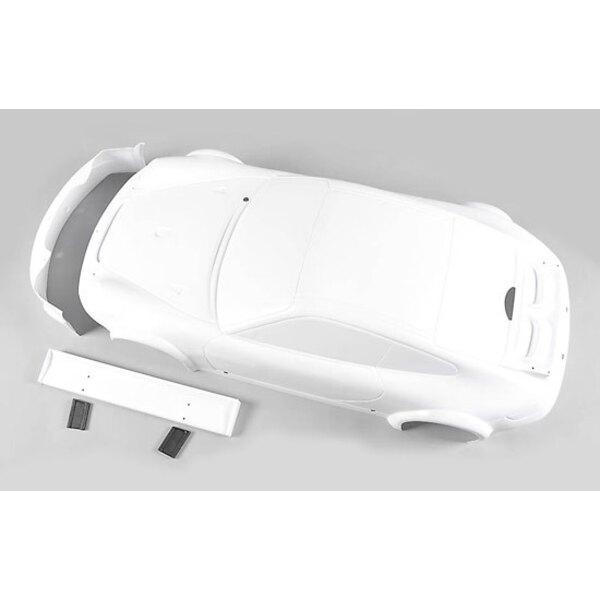 Set carro . Porsche GT3 white