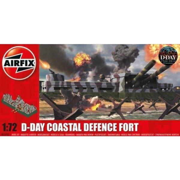 Fort De Défense Côtière D-Day
