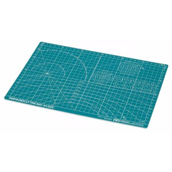 Cup mat A4 Green