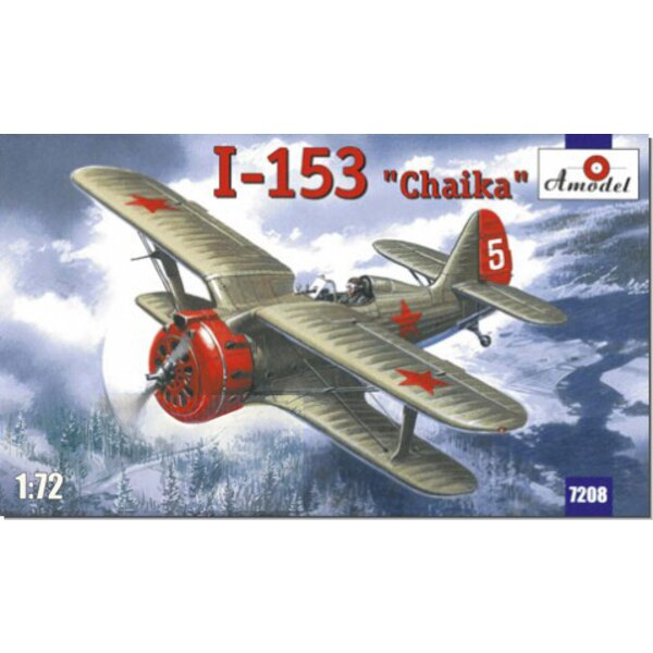 Polikarpov I-153 Chaika