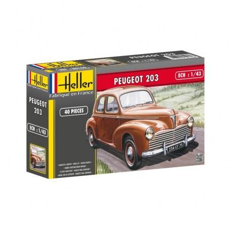 Peugeot 203 Classic