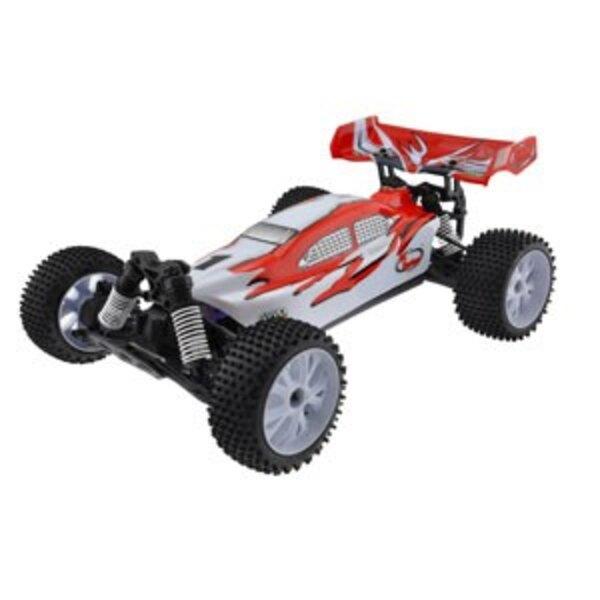 CAR BUGGY 1/10 4x4 RTR BRUSHED (VARIO ENGINE + RADIO + 2.4 + AQ + CHAR)