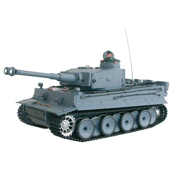 Tanque de RC 1/16 GERMAN TIGER COMPLETO