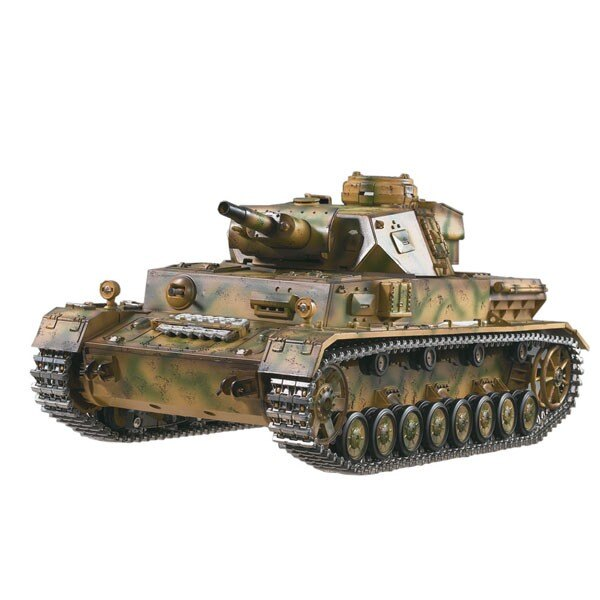 CHAR RC2.4GHZ 1/16 AUSF.F1 PANTHER IV METAL (SOUND / HUMO)