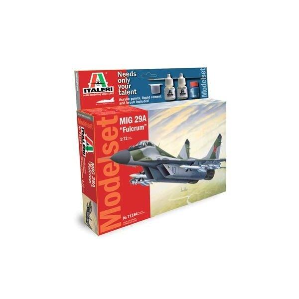 MiG -29A Fulcrum