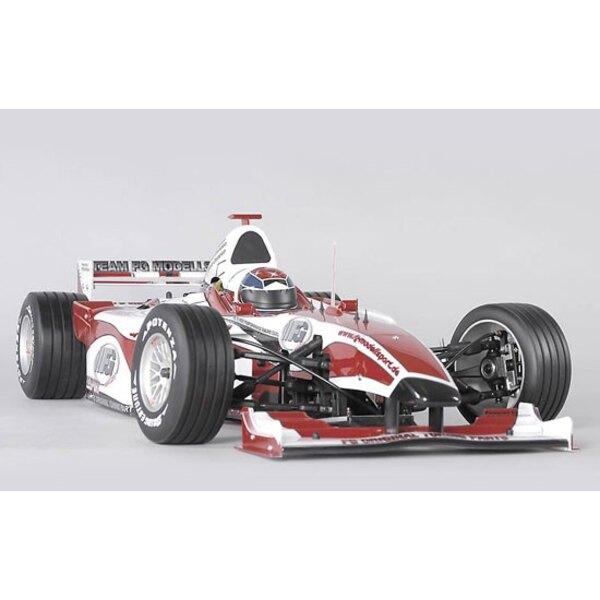 Formula 1 RTR 2WD Sportline