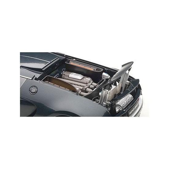 Autoart 70938 Bugatti Veyron Supersport Die Cast Car 1