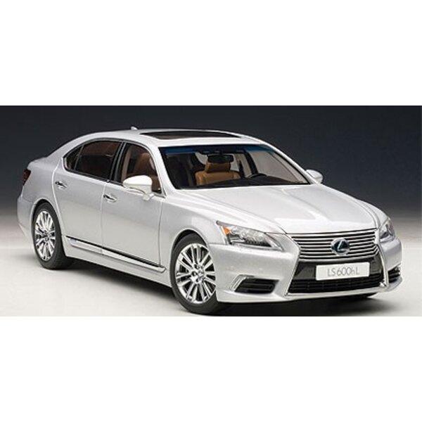 Lexus LS600hL money