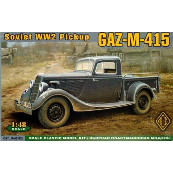 GAS-425 pickup