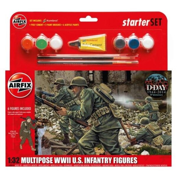 WWII U.S. Infantry Multipose Gift Set