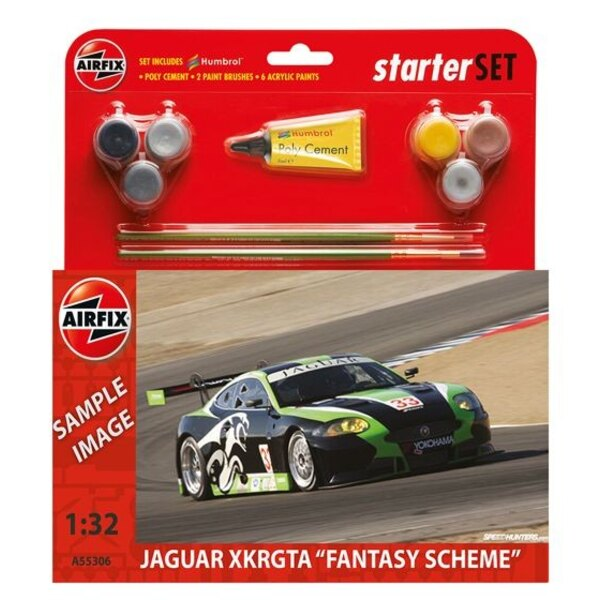 Jaguar Fantasy Esquema XKRGT3