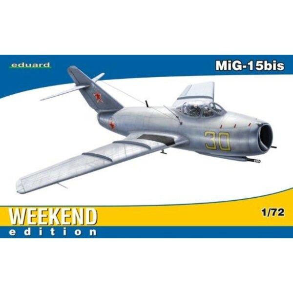 Mikoyan MiG-15bis (Weekend series)
