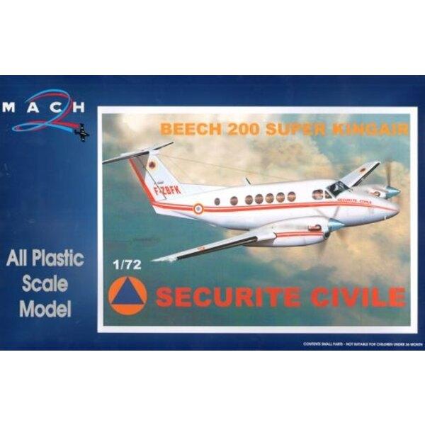 Beech 200 Super Kingair