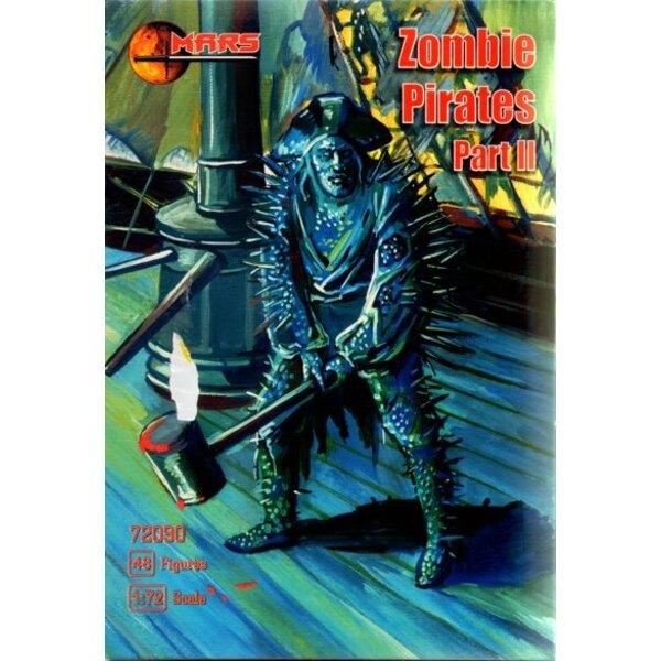 Zombie Pirates part (II)