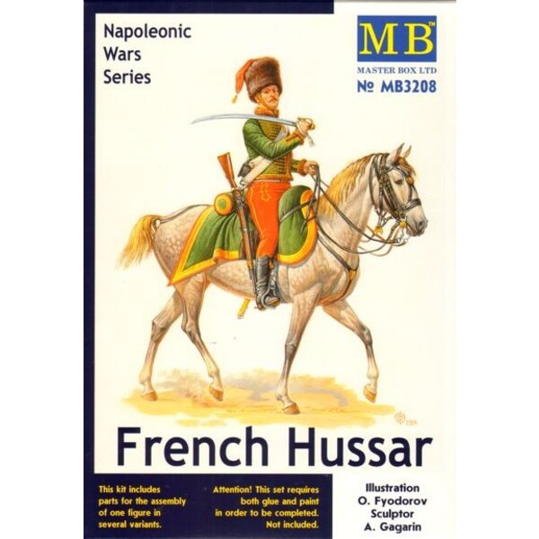 French Hussar, Napoleonic Wars Series