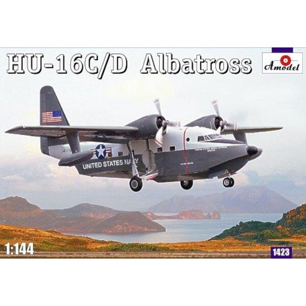Grumman HU-16C/D Albatross / Hydravion