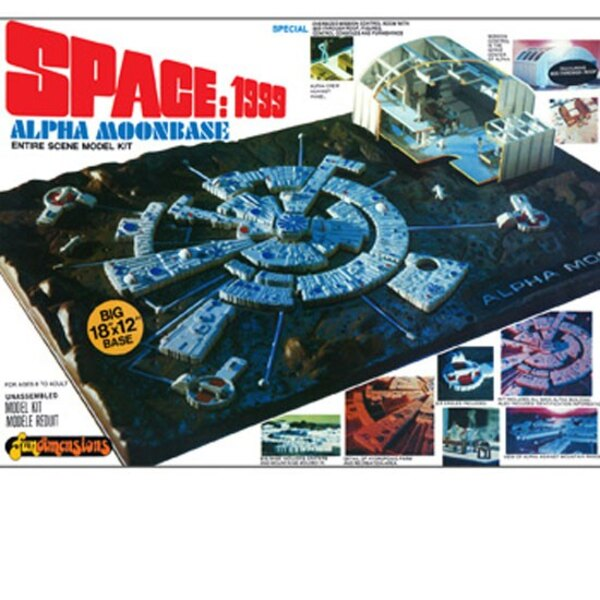 Base Lunaire Alpha 00
