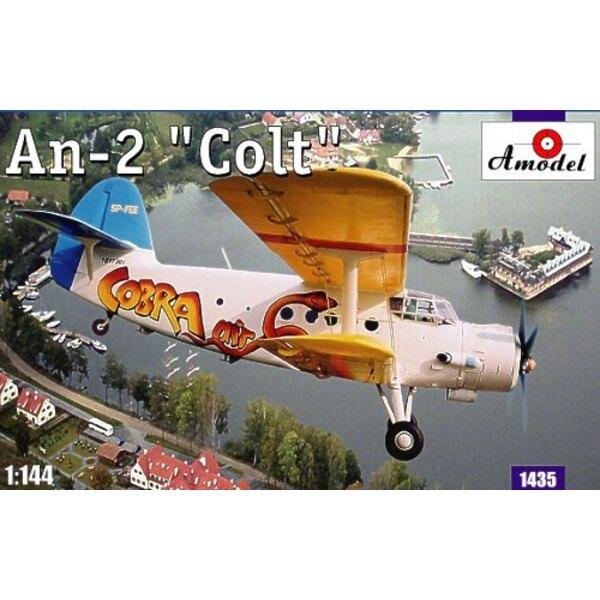 """Antonov An-2 """"Cobra"""""""
