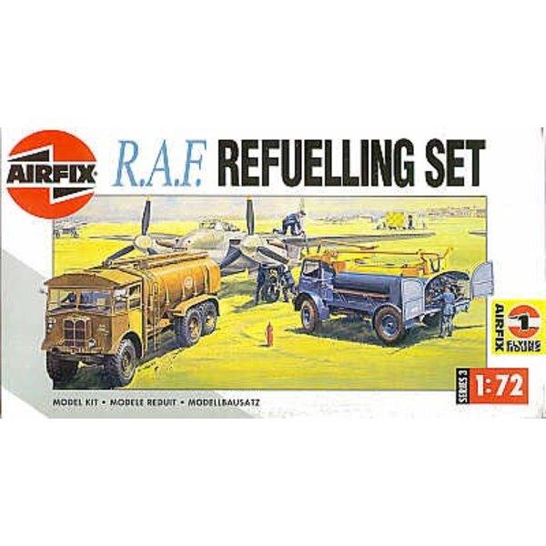 Coffret de ravitaillement de la RAF