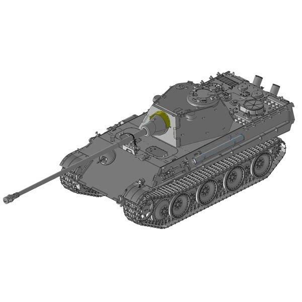 Panther Ausf.F KwK42 L/100