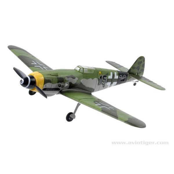 BF-109 MESSERSCHMITT 2.4 RTF M2