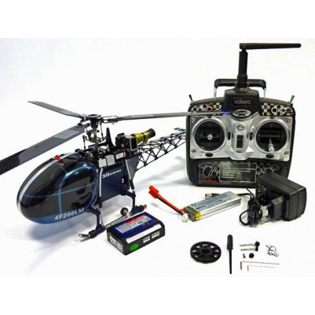 Helico 1&33lm Tripale Mode 1