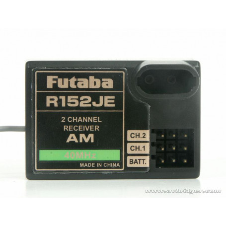 RECEPTEUR R162JE 40AM Futaba 01000510
