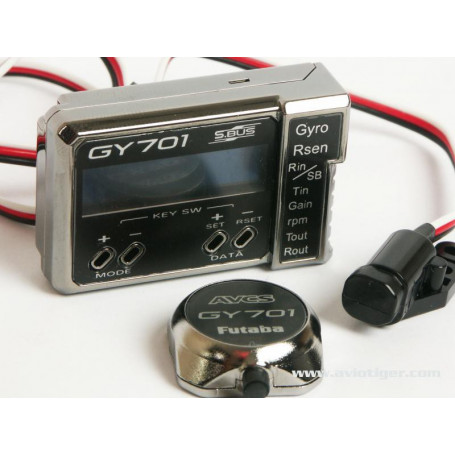 GYROSCOPE GY701 + GOVERNOR