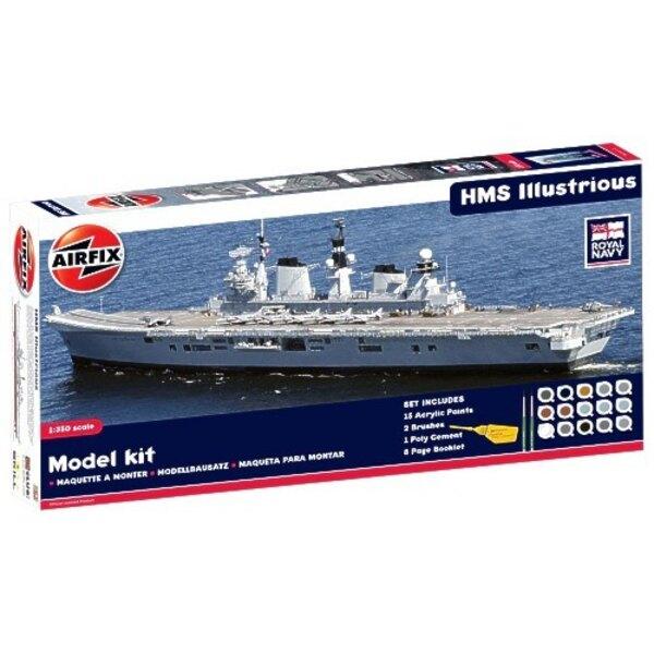 HMS Illustrious Gift Set