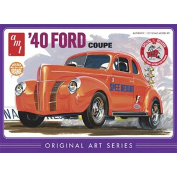 '40 Ford Coupe Original Art Series
