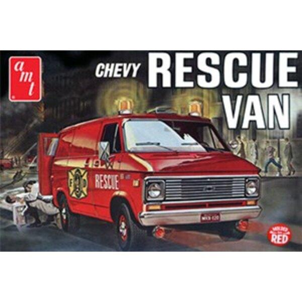 Chevy Rescue Van