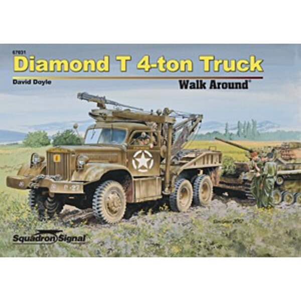 Diamond T 4-ton Truck Walk Around
