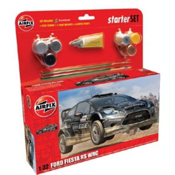 Ford Fiesta WRC Set