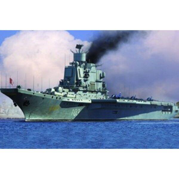 Baku Soviet Aircraft Carrier
