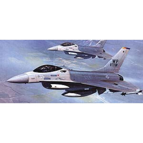 Lockheed- Martin F- 16 Fighting Falcon