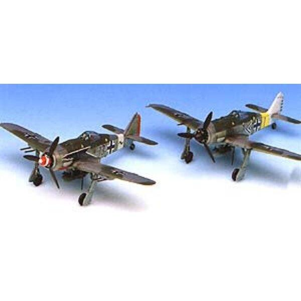 Focke -Wulf Fw 190A -8 190A-6/Fw