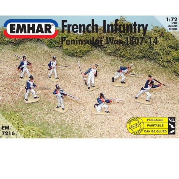 infanterie française de la Guerre d'Espagne - Napoléonien