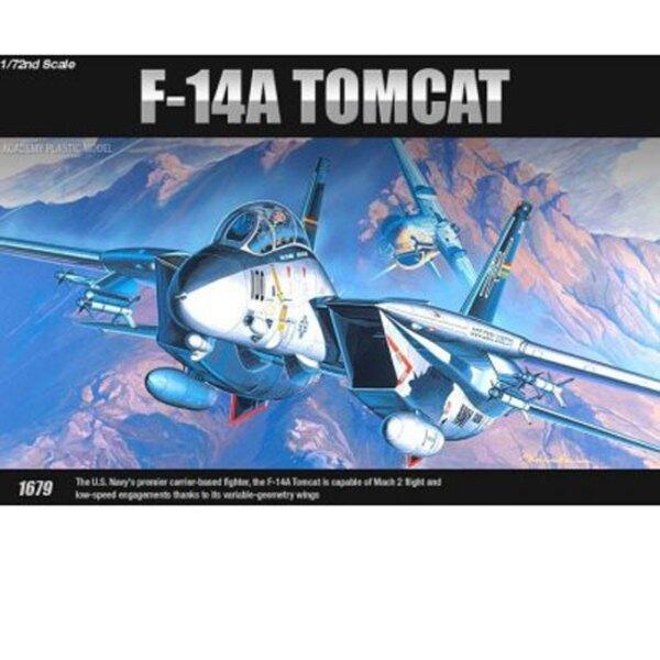 Grumman F- 14A Tomcat